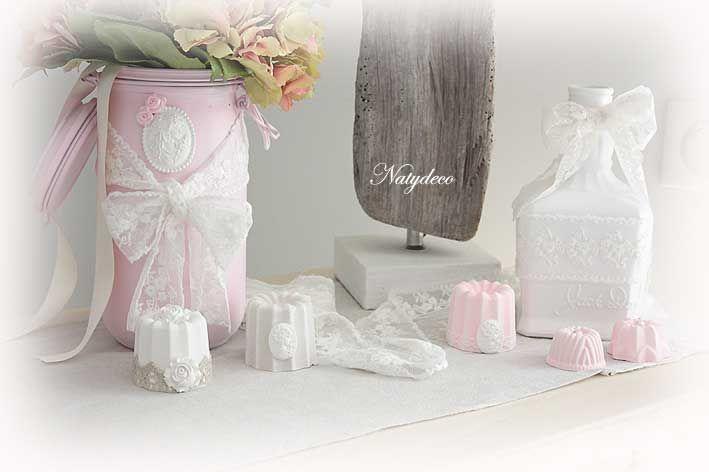 Objets en plâtre NATYDECO  En vente sur mon site http://www.natydecocorse.com