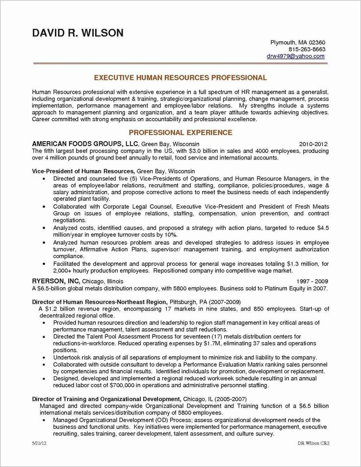 32 fresh project manager sample resume in 2020 resume