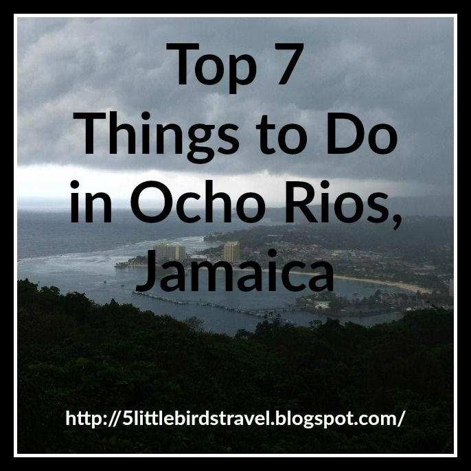 Headed to Ocho Rios, Jamaica anytime soon?  I was married in Ocho Rios and spent a lot of time touring the area and experiencing the excitin...