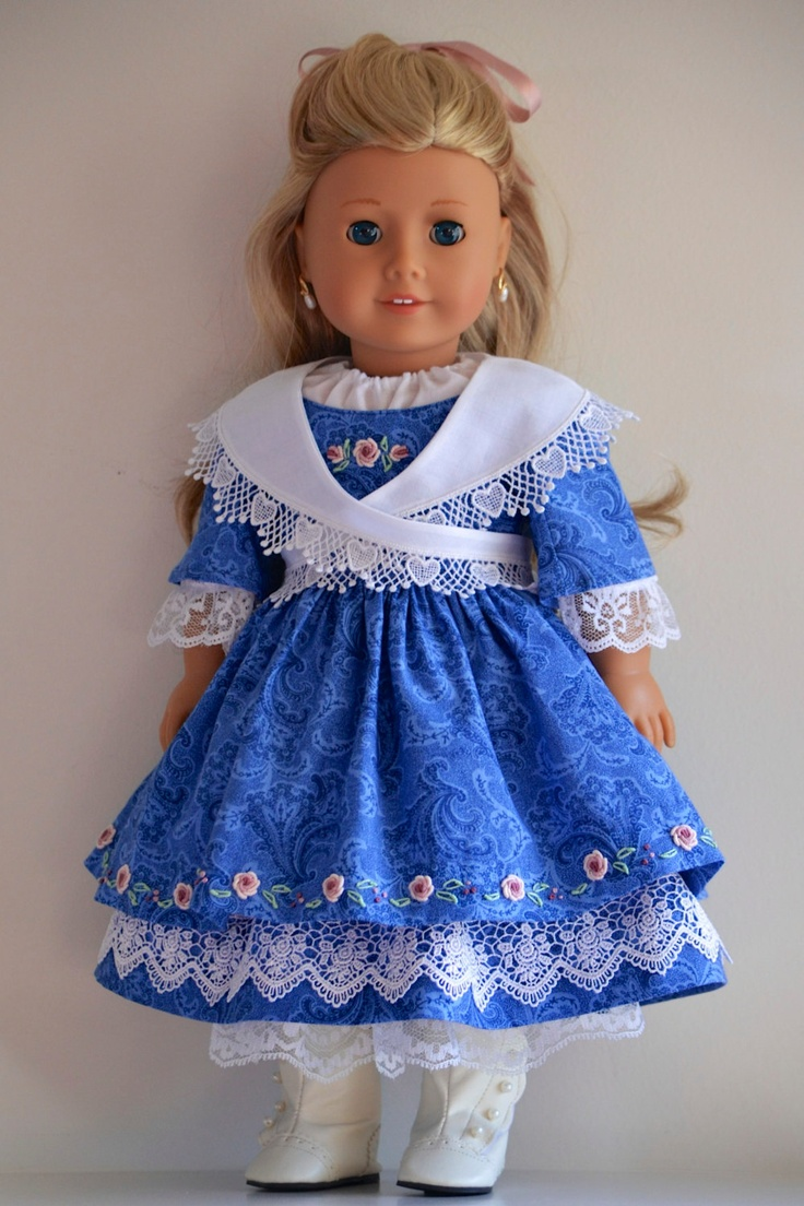 eighteen inch american girl doll clothing ensemble