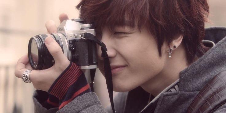 Lee Jeongmin Kpop Boyfriend boyband Canon!