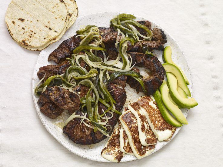 Tampico-Style Steak Combo