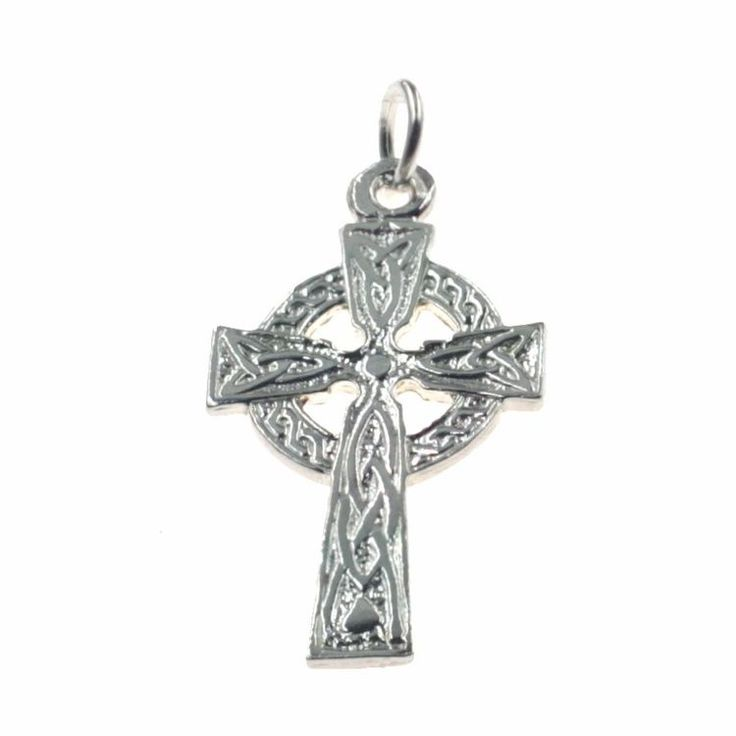 Buy our Australian made Cross Charm - SA-SACCR35B online. Explore our range of custom made chain jewellery, rings, pendants, earrings and charms.