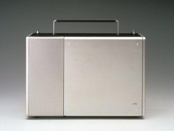 Braun T1000 Weltempfaenger Radio