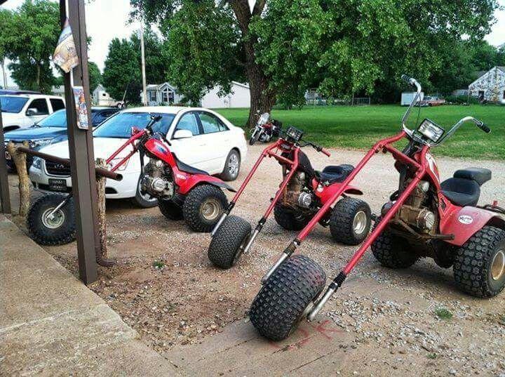 Triax Trike pour moto harley-davidson et autres