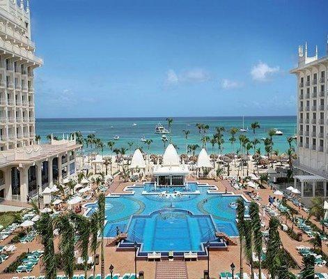 Hotel Deal Checker - Riu Palace Aruba