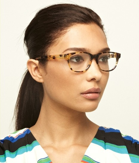 feeling like I should wear my glasses more ... perhaps WP's Ainsworth in Walnut Tortoise will inspire me?