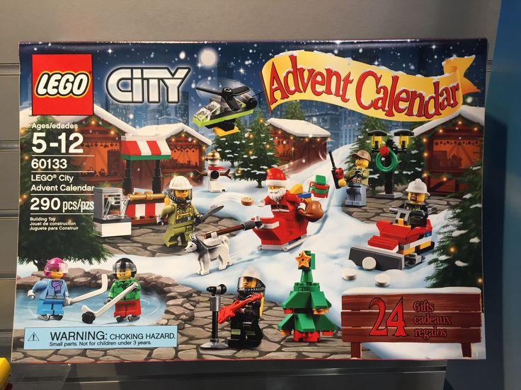 lego advent calendar 2016 instructions