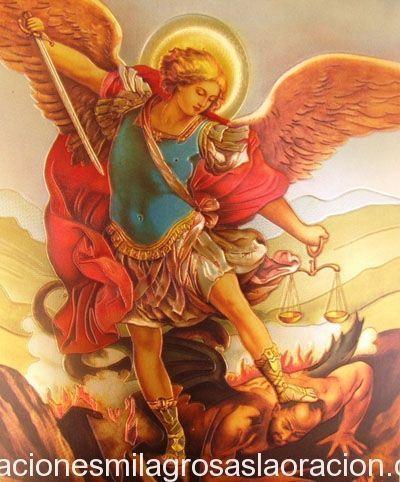 Mensajes de San Miguel Arcángel para la Protección de los Hijos El Ángel protector Miguel