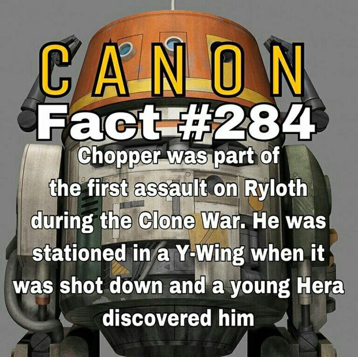 OMG! // Star Wars Facts