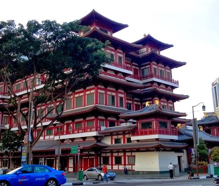 Apen matkat: Singapore, osa 2, Little India ja kuvia kaupungista