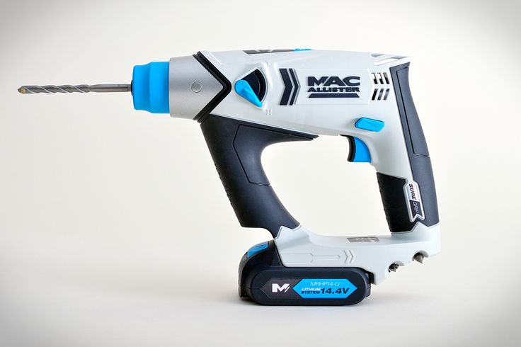 Mac One Drill for MAC ALLISTER on Behance