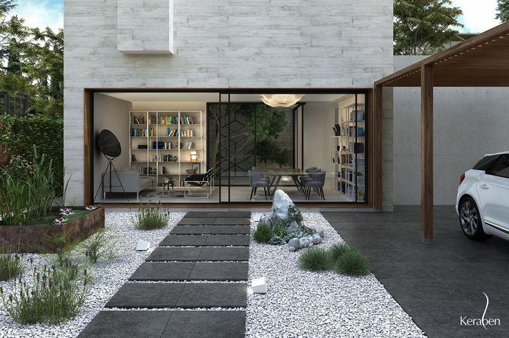 #Novedad #Keraben #Tiles #Cerámica #Design #Outdoor #Inspiration #Terraza #Arquitectura