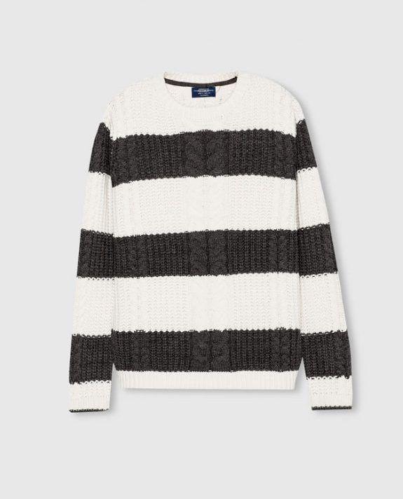 Pull & Bear мужской пуловер