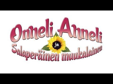 Elokuva Trailerit: Onneli, Anneli ja Salaperäinen muukalainen Traileri