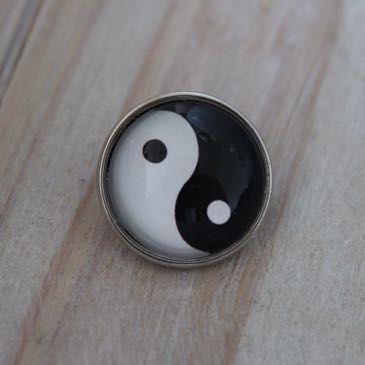 Drukker yin yang