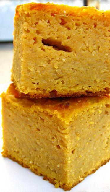 Sweet Potato Corn Bread | Yum | Pinterest