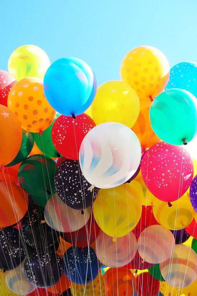 23 Amazing Ways to Use Balloons, pretty awesome