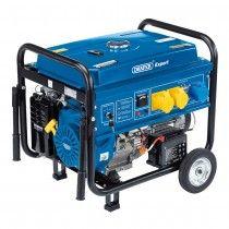 Draper 52052 Expert 4.0KVA Petrol Generator with Wheels