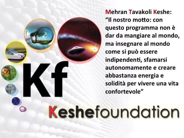 Keshe motto-----  creazione di TECNOLOGIA PULITE FREE x tutto il mondo  grazie
