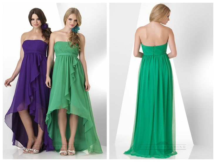 Slight Sweetheart Empire High Low Bridesmaid Dresses  #wedding #dresses #dress #lightindream #lightindreaming #wed #clothing   #gown #weddingdresses #dressesonline #dressonline #bride  http://www.ckdress.com/slight-sweetheart-empire-high-low-bridesmaid-  dresses-p-353.html