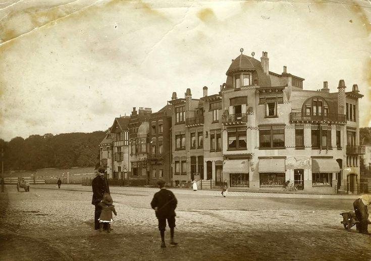 De Zijpendaalseweg in1910