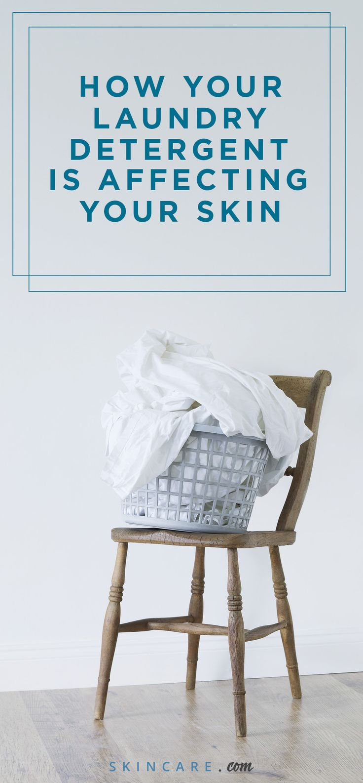 No amount of fresh scented laundry detergent and clean sheets will make laundry days better— especially if your laundry detergent is causing your skin to breakout. We aren't talking acne breakouts, we're talking contact dermatitis, a skin irritation that can be caused by an allergic reaction to your laundry detergent. We spoke with a top dermatologist about how laundry detergent can cause the skin to breakout and what to do about these breakouts.