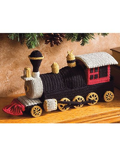 Locomotive Toy