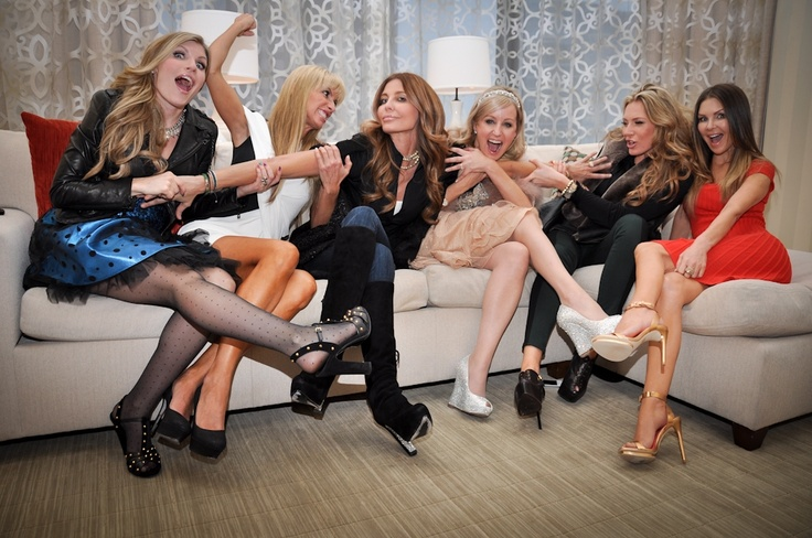 Photos: Say hello to The Real Housewives of Vancouver cast for Season 2. #RHOV