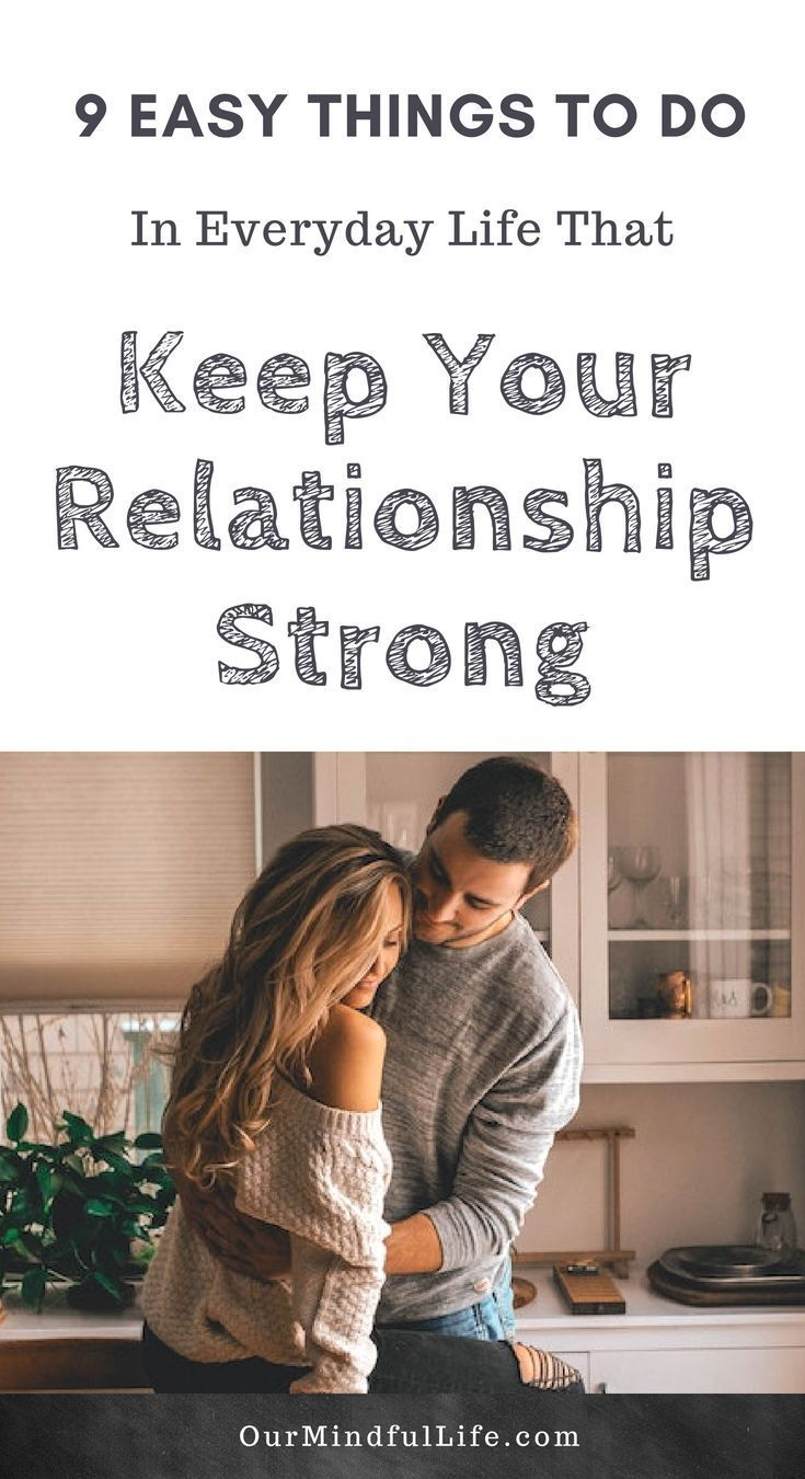 things to keep your relationship alive