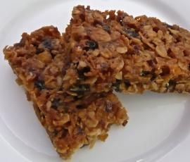 Recipe Muesli Bar by Uli - Recipe of category Baking - sweet