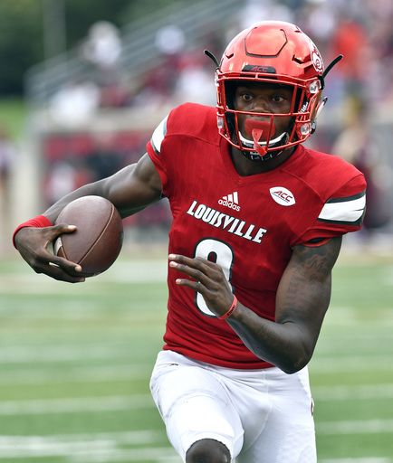 COLLEGE PICKS: Louisville goes from main event to side stage