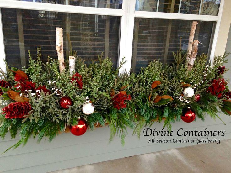 25+ unique Winter window boxes ideas on Pinterest ...
