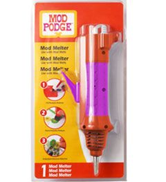 The Mod Melter is a unique new shaped tool to use specifically with Mod Molds and Mod Melts. Hold the tool above the molds and fill them wit...