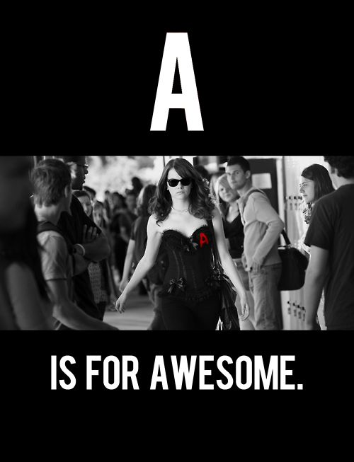 Easy A.   A classic John Hughes tribute movie with so much more.  Emma Stone is awesome!