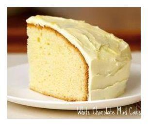 Nigella Lawson White Chocolate Mud Cake