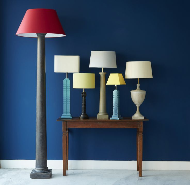 Simon Horn offer a range of exclusive lamps to coordinate with our beds and bedroom furniture simonhorn.com