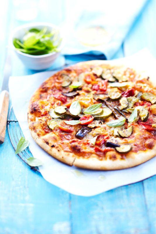 Pizza 4 saisons bio
