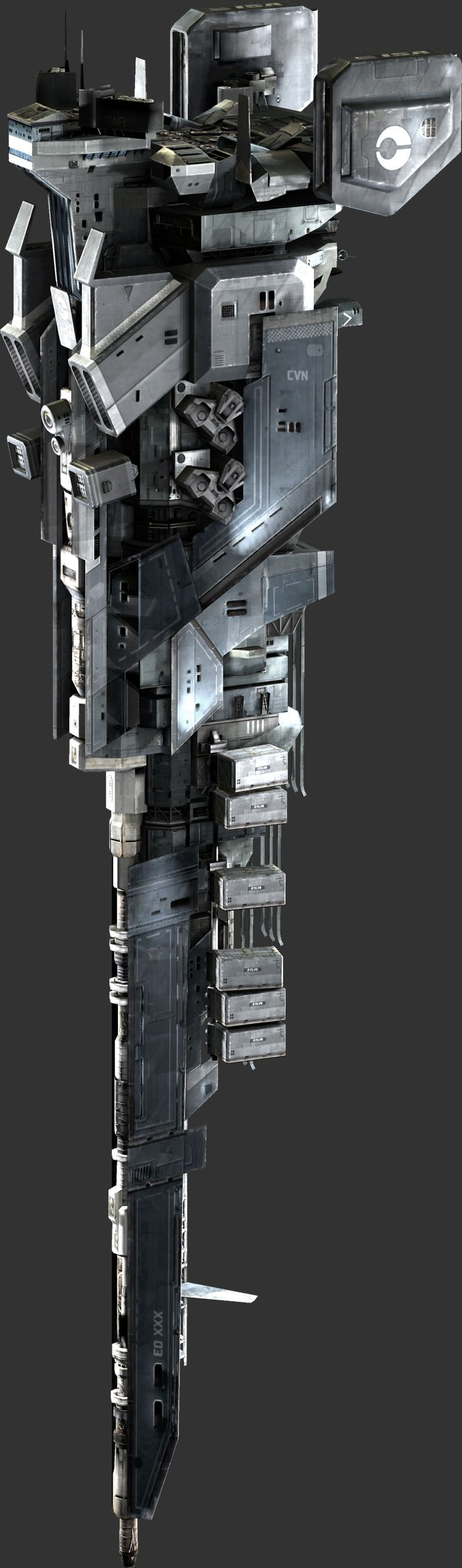 ISA Cruiser - Killzone Wiki - The Killzone Database!
