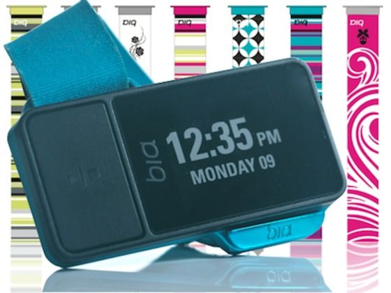Bia: Multi-Sport GPS Sports Watch with SOS Safety Alert by Cheryl Kellond, via Kickstarter.
