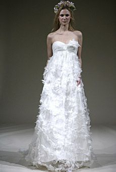 Elizabeth Fillmore Wedding Dresses | Brides.com