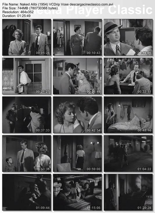 La última coartada (1954)
