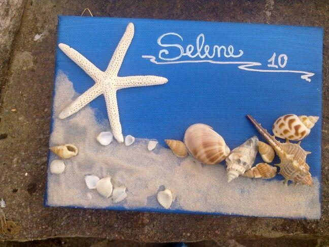Tela fondo marino