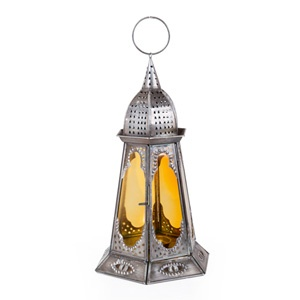 ALTINCI CADDE - Sarı Küçük Deniz Feneri 18 x 30 cm