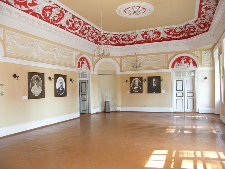 estate of the landlord Samchiki Ukraine