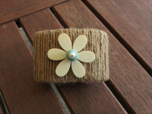 a spoonful of crafts rustik servietring rustic napkin holder