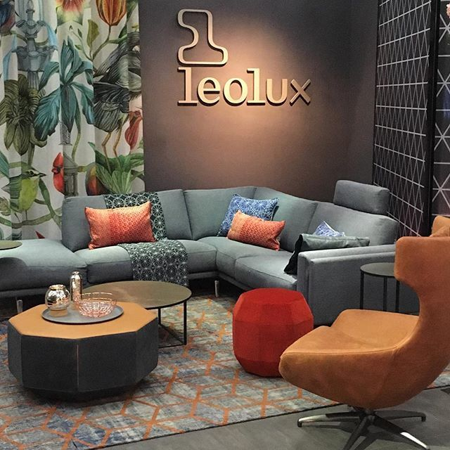 #leolux Is Ready For Furniture Fair #stockholm #design #stockholmdesignweek  @leoluxdesignfurniture