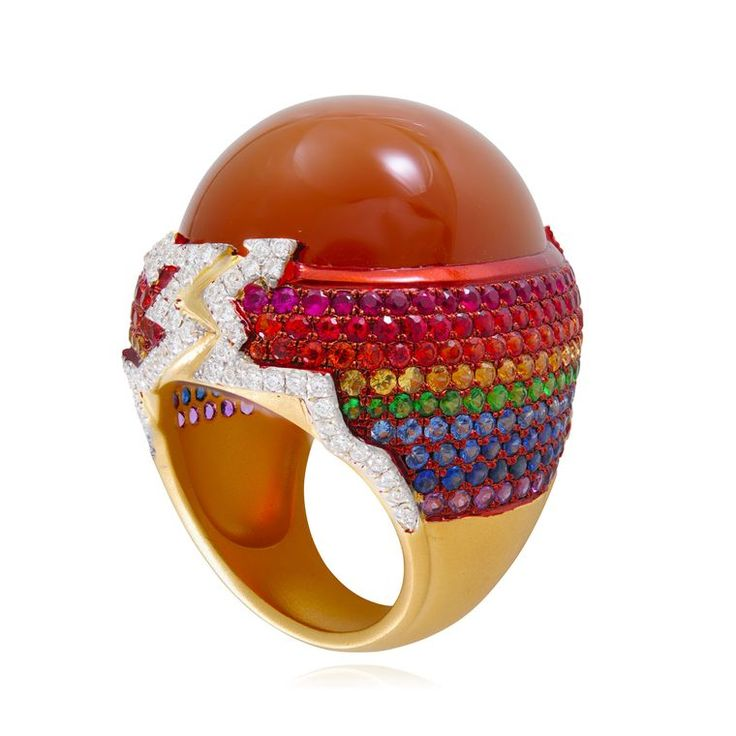 Lydia Courteille Jewellery Rainbow Warrior Collection: 290 Best Images About LYDIA COURTEILLE On Pinterest