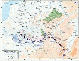 Marne: Hier werd hevig gevochten door het Duitse en het Franse leger