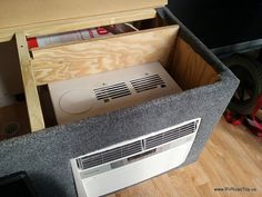 Ram ProMaster Van Conversion Window Unit AC